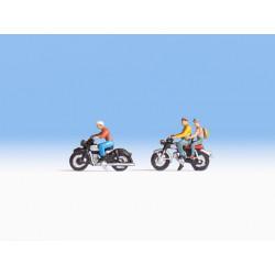 N/ Motocyclistes