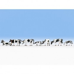 HO/ Vaches, blanches et noires