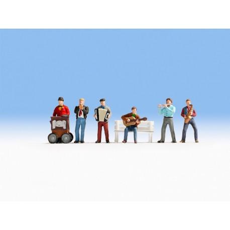 HO/ Musiciens ambulants