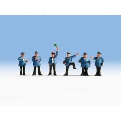 N/ Personnel de Chemin de Fer