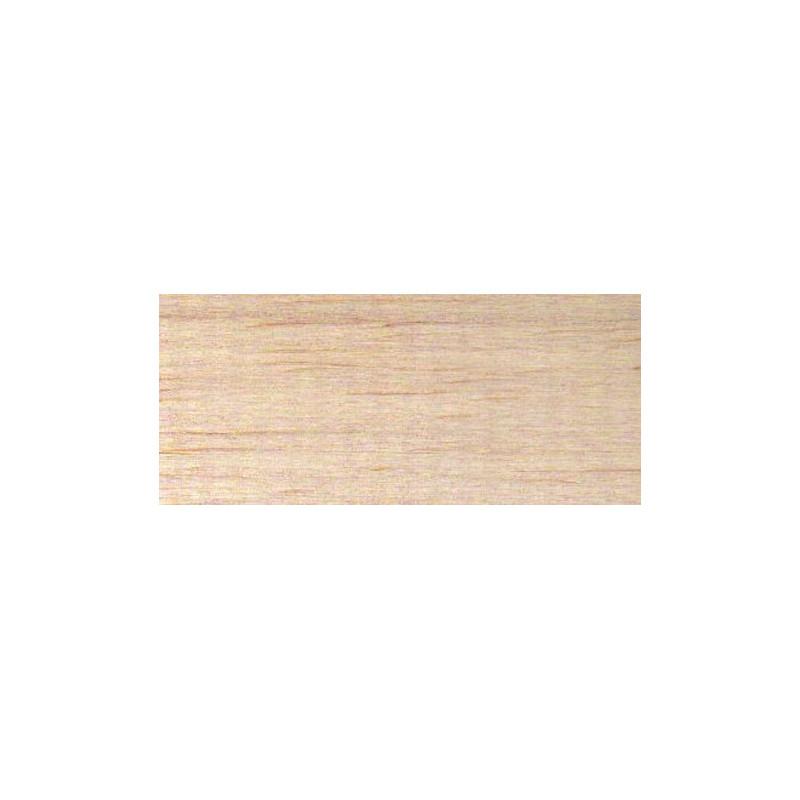 Planche BALSA 1m x 10cm x 10mm