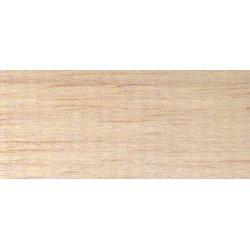 Tourillon BALSA Rond 4mm