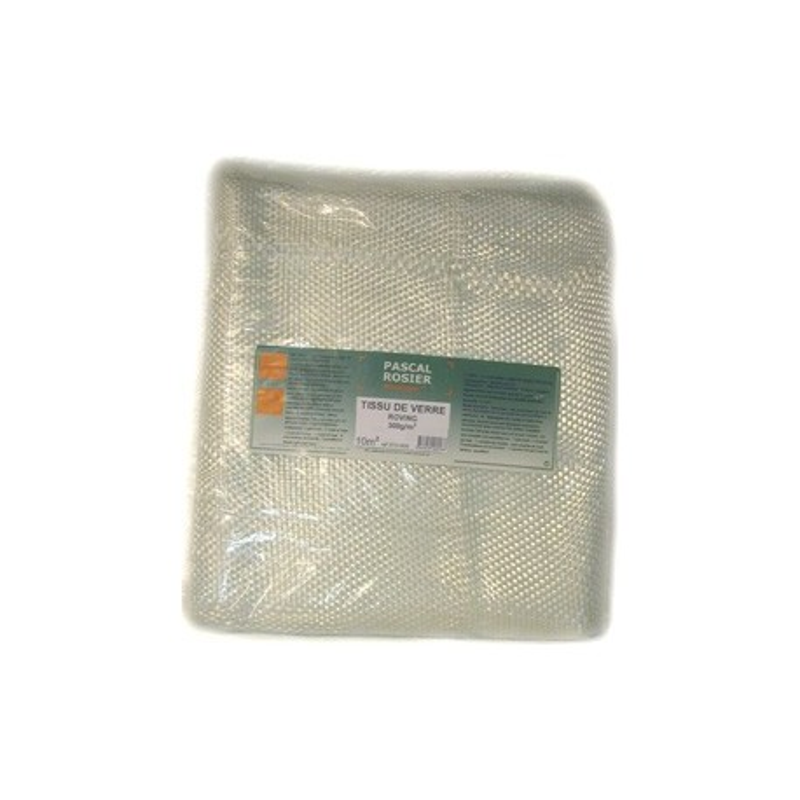 Tissu de verre 300g 10 m2