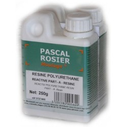 Résine polyuréthane 2x250g (soit 500g)