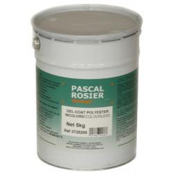 Gel-coat poly incolore sans cata 5kg
