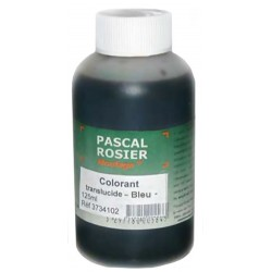 Colorant transparent bleu 125 ml