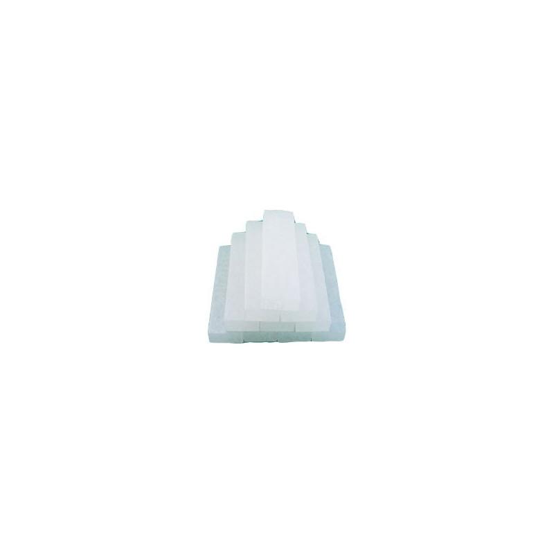 """Bâtonnet de EASY COMPORESINE blanc """"neigeux/laiteux"""""""