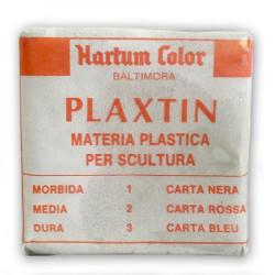 Plastiline spéciale moulage et sculpture. Moyenne (emballage rouge)
