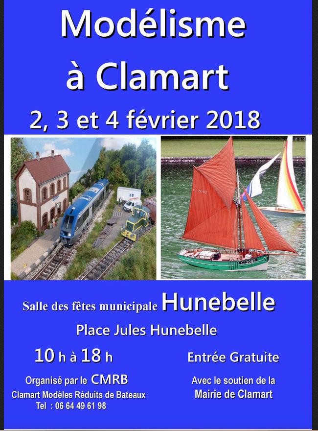 Affiche Clamart