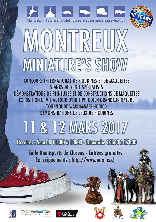 Montreux Miniature Show