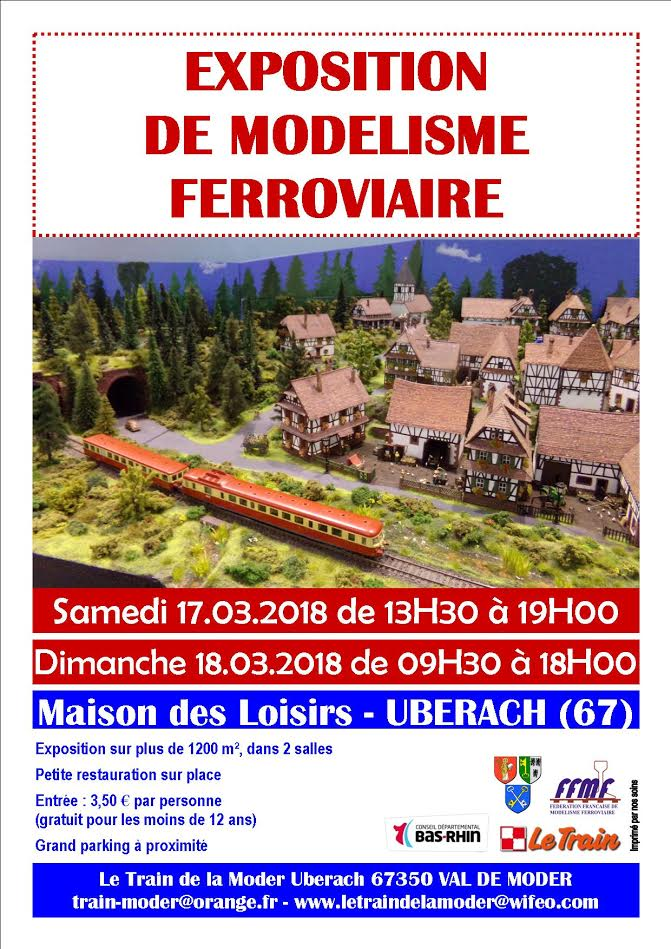 Affiche Uberach Expo